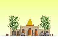 organisatie logo Stichting Shri Sanatan Dharm Maha Sabha Zaanstad