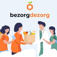 organisatie logo Bezorg de Zorg